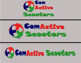 #13 cho Logo Design for ComActive Scooters bởi shohagillusion