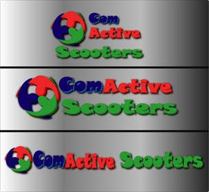 #16 for Logo Design for ComActive Scooters by shohagillusion