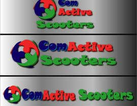 #16 cho Logo Design for ComActive Scooters bởi shohagillusion