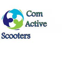 #4 for Logo Design for ComActive Scooters by Cubina