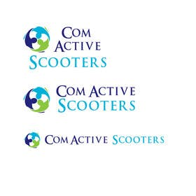 #3 for Logo Design for ComActive Scooters by tedatkinson123