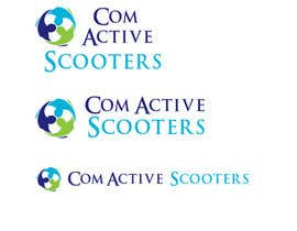 #3 cho Logo Design for ComActive Scooters bởi tedatkinson123