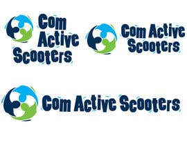 #9 cho Logo Design for ComActive Scooters bởi thephzdesign