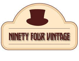 #12 for Design a logo for a new online vintage clothing store af gabrieldimi