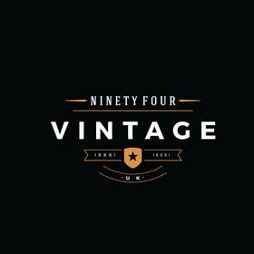 #36 for Design a logo for a new online vintage clothing store af onkarpurba