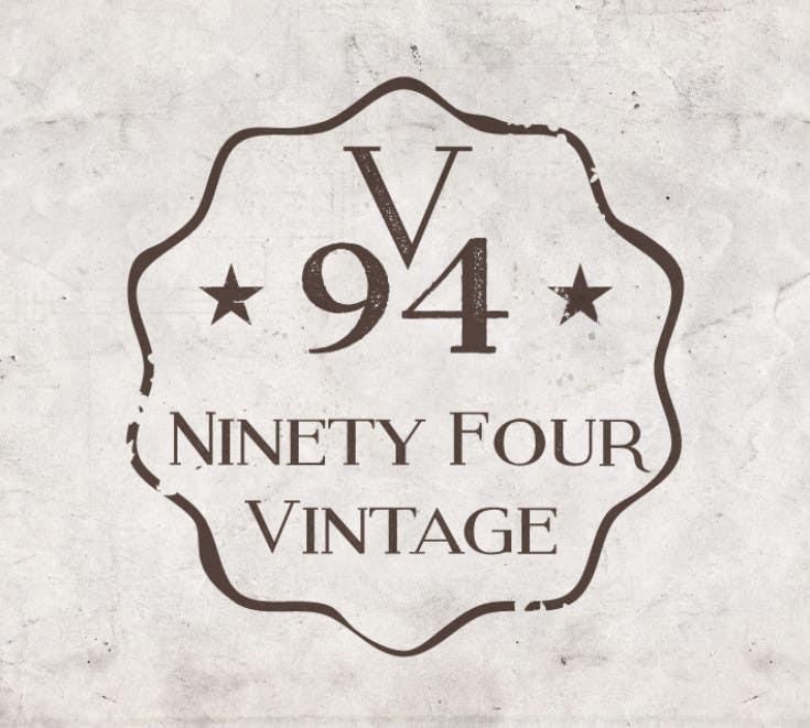 Konkurrenceindlæg #                                        16                                      for                                         Design a logo for a new online vintage clothing store