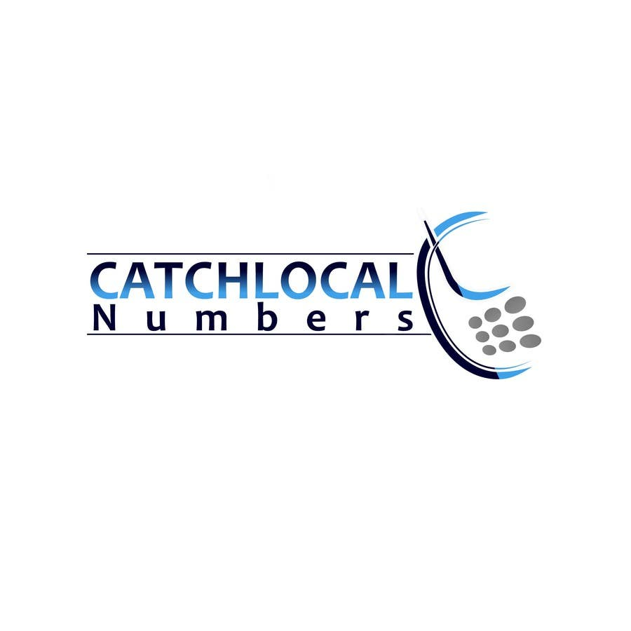 Contest Entry #                                        5                                      for                                         Design a Logo for CatchLocal Numbers