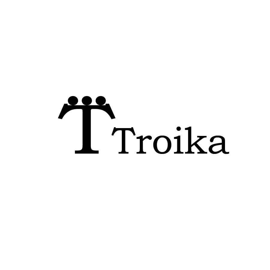 Konkurrenceindlæg #21 for Design a Logo for Troika