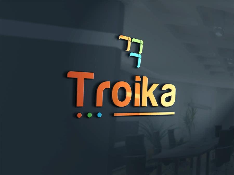 Konkurrenceindlæg #6 for Design a Logo for Troika