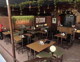 #39 for Decorate this cafe (Photoshop work) af Designedforu1