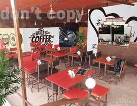 #53 for Decorate this cafe (Photoshop work) af mjahanzaib00786