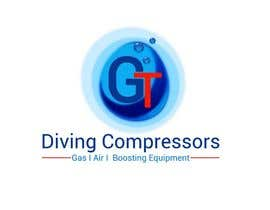 #27 cho Design a Logo for GT Diving Compressors bởi Helen2386