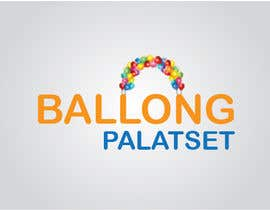 #21 for Design a logo for Ballong palatset (Balloon palace) af adnandesign043