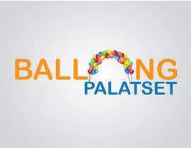#22 for Design a logo for Ballong palatset (Balloon palace) af adnandesign043