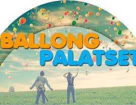 #11 for Design a logo for Ballong palatset (Balloon palace) af Matteivs