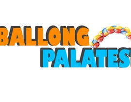 #2 untuk Design a logo for Ballong palatset (Balloon palace) oleh MuhammadAdel1