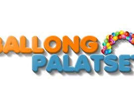 #20 for Design a logo for Ballong palatset (Balloon palace) af megacsaki