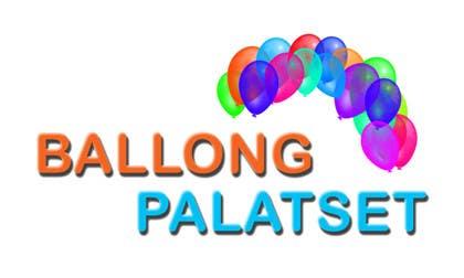Konkurrenceindlæg #23 for Design a logo for Ballong palatset (Balloon palace)