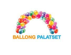 #16 for Design a logo for Ballong palatset (Balloon palace) af fardiaafrin