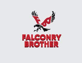 #13 for Falconry Brother Logo by noyon085