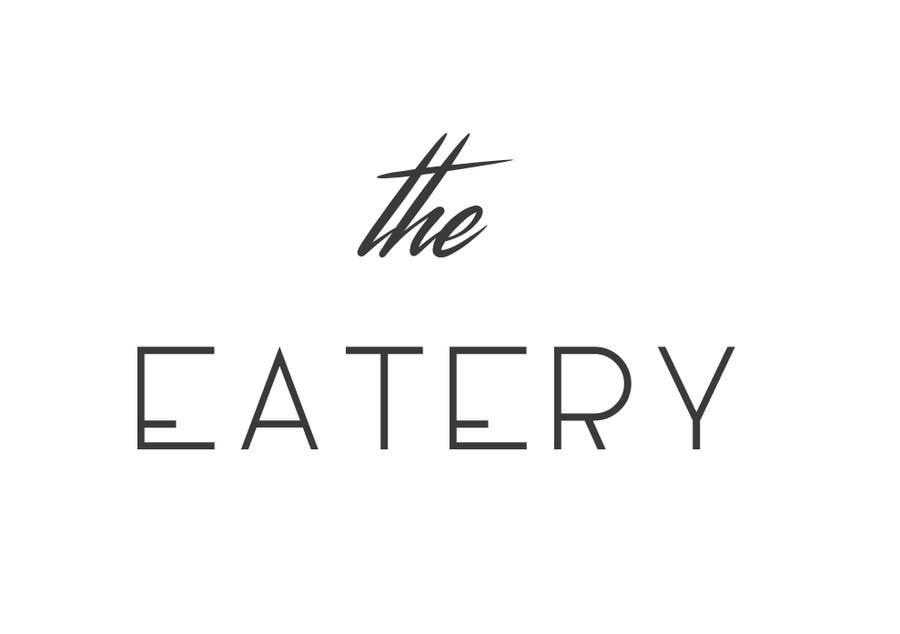 Konkurrenceindlæg #140 for Design a Logo and stationary for a restaurant