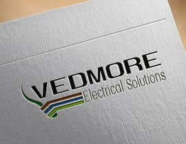 #48 for Design a Logo for Vedmore Electrical Solutions -- 2 by Masinovodja