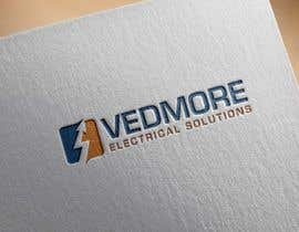 #31 untuk Design a Logo for Vedmore Electrical Solutions -- 2 oleh Superiots