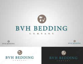 #143 para Logo Design for BVH Bedding por sylvia17