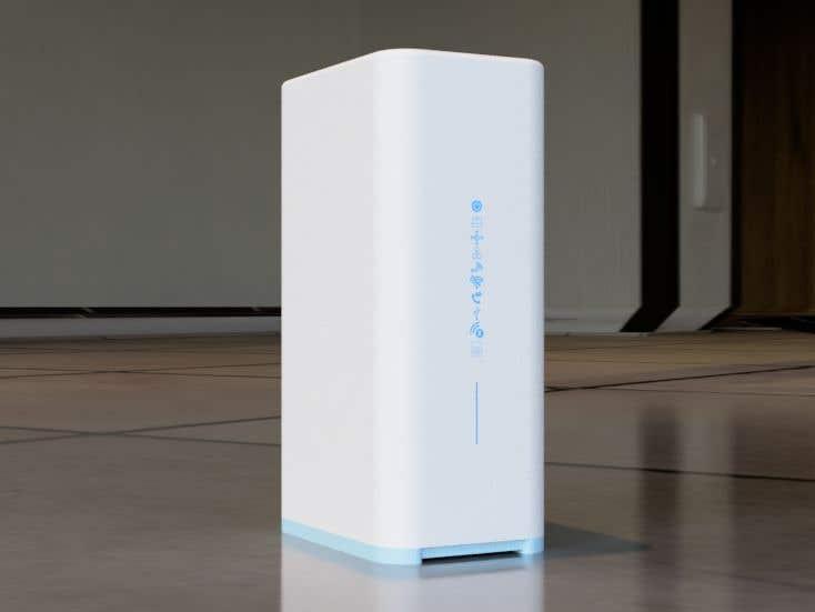 Kilpailutyö #                                        53                                      kilpailussa                                         3D Model of Smart Router
