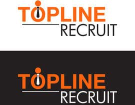 nº 34 pour Design a Logo for Topline Recruit par tieuhoangthanh