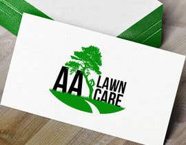 nº 70 pour Design a Logo for business cards- AALawnCare par SlavIK1991
