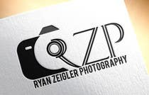 Design a Logo for Ryan Zeigler Photograhy için Graphic Design23 No.lu Yarışma Girdisi