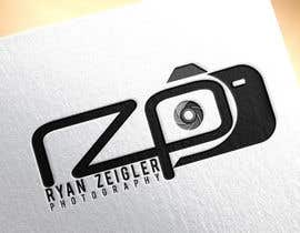 #92 for Design a Logo for Ryan Zeigler Photograhy af dezigningking