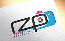 Design a Logo for Ryan Zeigler Photograhy için Graphic Design97 No.lu Yarışma Girdisi