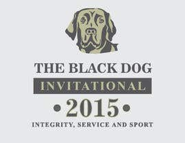 #38 cho Design a Logo for The Black Dog Invitational (golf tournament) bởi olgakramar
