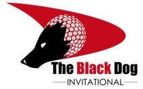 Graphic Design Kilpailutyö #11 kilpailuun Design a Logo for The Black Dog Invitational (golf tournament)