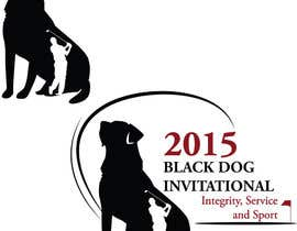 #44 cho Design a Logo for The Black Dog Invitational (golf tournament) bởi AlexCapp74