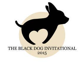 Nro 1 kilpailuun Design a Logo for The Black Dog Invitational (golf tournament) käyttäjältä vik120