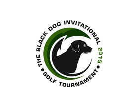 Nro 64 kilpailuun Design a Logo for The Black Dog Invitational (golf tournament) käyttäjältä pfreda