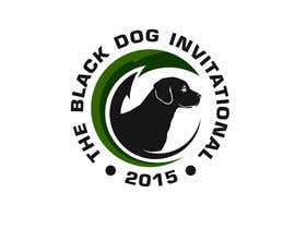 Nro 65 kilpailuun Design a Logo for The Black Dog Invitational (golf tournament) käyttäjältä pfreda
