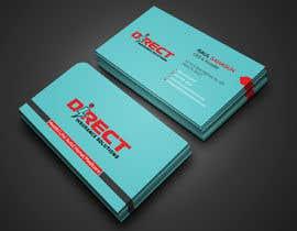 #281 untuk Direct Insurance Sol - Business Card Design oleh Mumtarin1146