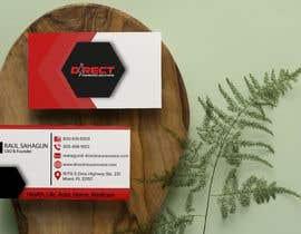 #291 untuk Direct Insurance Sol - Business Card Design oleh fatehsoft