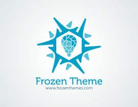 #38 for Logo Design for Frozen Themes by rugun