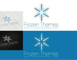 nº 7 pour Logo Design for Frozen Themes par niccroadniccroad