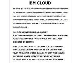 AbodySamy tarafından IBM Cloud success stories! için no 14