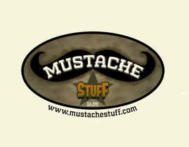 #78 para Logo Design for MustacheStuff.com de lifeillustrated