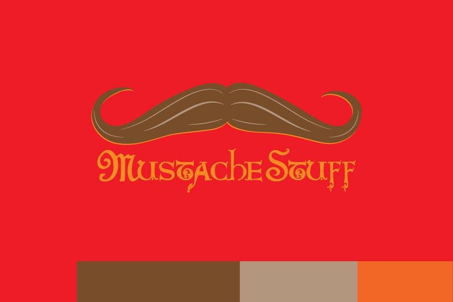 Contest Entry #39 for Logo Design for MustacheStuff.com