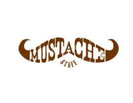 #177 for Logo Design for MustacheStuff.com af Anmech