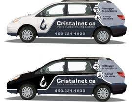 #41 for Car Wrap Re-Design by dinesh11580