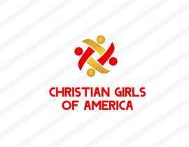 #36 untuk Design a Logo for Christian Girls Of America oleh tlckaef231